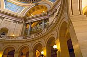 Capitol Arches Above Rotunda