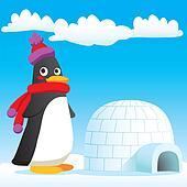 Penguin New Home