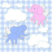 elephants angels
