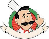 Chef Restaurant Banner