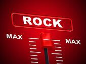 Rock And Roll Represents Soundtrack Melody And Audio
