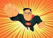 Comic Superhero - Fast And Furious
