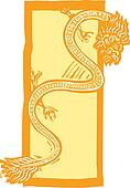 Chinese Dragon Color