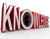 Knowledge Speedometer Word Learning is Power