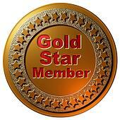 Gold Star Member