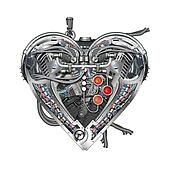 technically mechanical heart