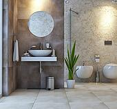 bath room interior design