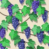 Seamless vine