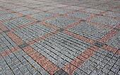 Granite roadway