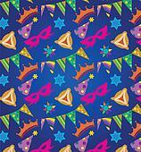 Purim background , jewish holiday