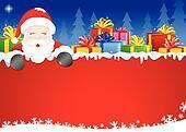 Santa & Gifts