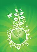 Recycle Series  - Go Green