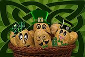 Irish Potatoes - Humor -