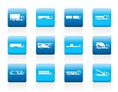 different types of trucks and lorry