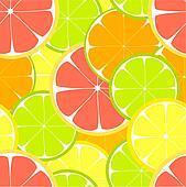 Citrus seamless