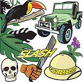 Comic Jungle