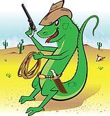 Desert Bounty Hunter