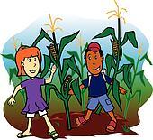 Corn Field Kids