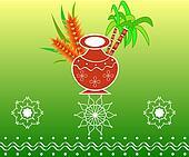 Indian festival design