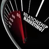 Relationship Marketing Speedometer Increase Customer Loyalty
