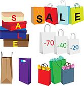 packets symbolize purchase