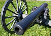 gettysburg cannon closeup