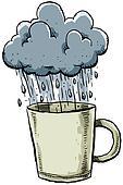 Rainy Mug