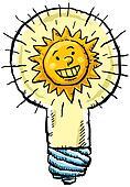 Sunny Bulb