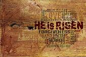 """He Is Risen"" Religious Background"