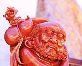 jade carving handicraft characters