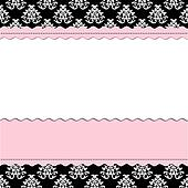 Baby Girl scrapbook page - 6