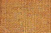 Natural textured burlap sackcloth hessian texture coffee sack