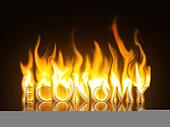 Economy Burning