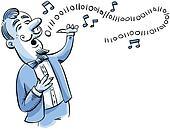 Binary Singing