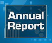Annual Report Business Theme