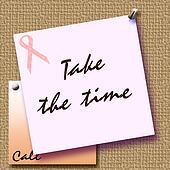 pink ribbon reminder