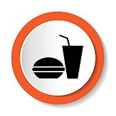 icons Fast Food