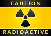Label caution sign