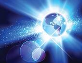 The Americas Globe Burst