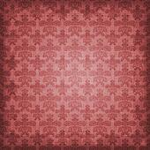 Shaded Red Damask Background