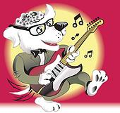 Rock 'n Roll Dog