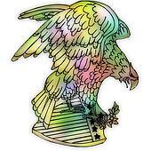 Eagle state bird