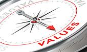 Company Statement, Values