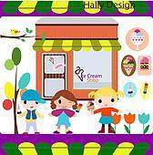 Ice Creams Shops