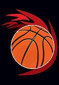hard basketball