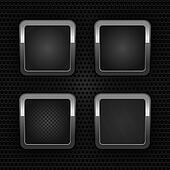 Set chrome blank web buttons