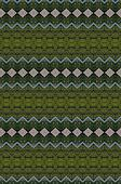 Olive green pattern