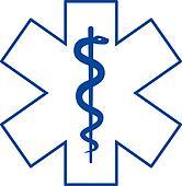 Asclepius medicine symbol