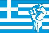 greek revolution vector