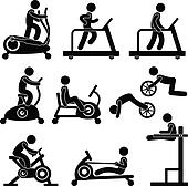 Gym Gymnasium Fitness Exercise